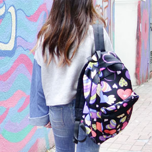 Custom Backpacks - Photo