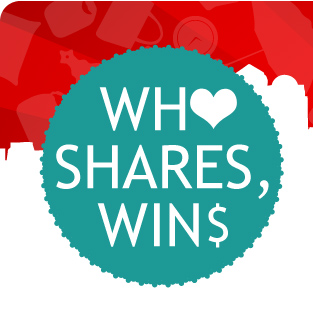 Who Shares Wins