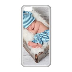 Apple iPhone 5C Seamless Case (White)