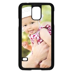 Samsung Galaxy S5 Case (Black)