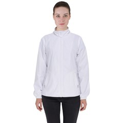 Women s High Neck Windbreaker