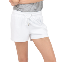 Women s Velour Lounge Shorts