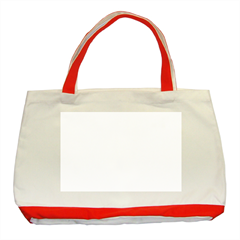Classic Tote Bag (Red)