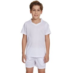Kids  Mesh Tee and Shorts Set