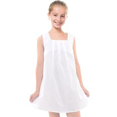 Kids  Cross Back Dress