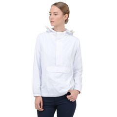 Women s Front Pocket Pullover Windbreaker