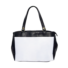 Oversize Office Handbag (Two Sides)