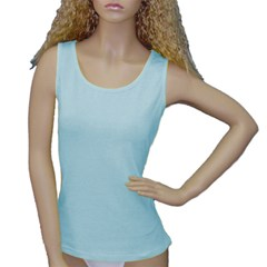 Women s Tank Top (Baby Blue)