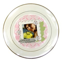 Porcelain Display Plate