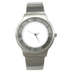 Stainless Steel Watch (Slim)