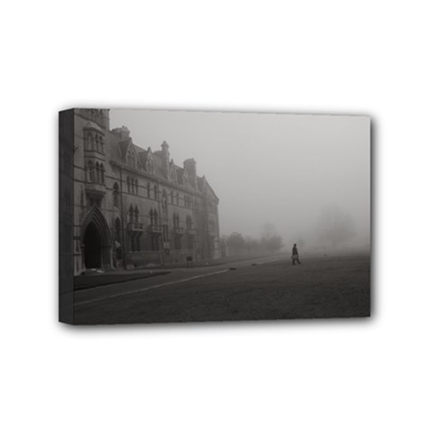 Christ Church College, Oxford 4  X 6  Framed Canvas Print by artposters