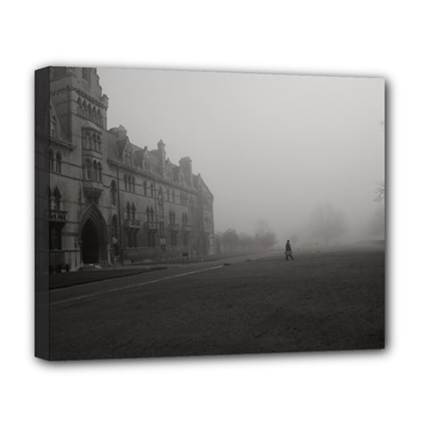 Christ Church College, Oxford Deluxe Canvas 20  X 16  (stretched) by artposters