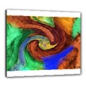 Culture Mix 20  x 24  Framed Canvas Print View1
