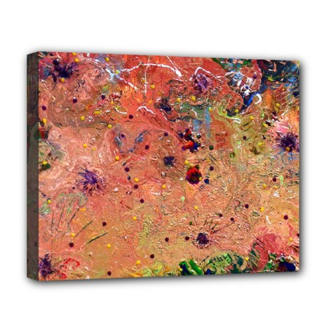 Diversity Deluxe Canvas 20  X 16  (stretched) by dawnsebaughinc