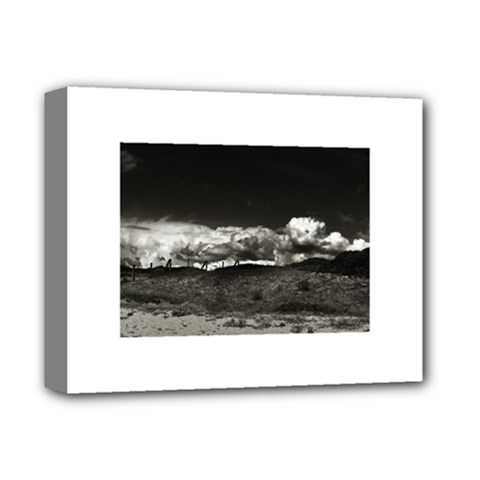Landscape, Corsica Deluxe Canvas 14  X 11  (stretched) by artposters