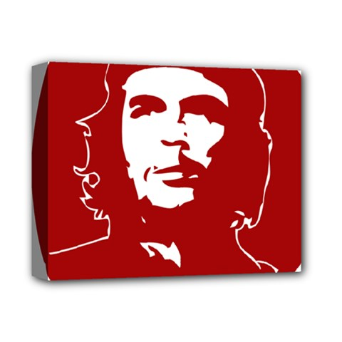 Chce Guevara, Che Chick Deluxe Canvas 14  X 11  (framed) by youshidesign