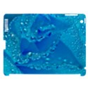 Blue Rose Apple iPad 3/4 Hardshell Case (Compatible with Smart Cover) View1