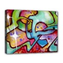 Graffity Deluxe Canvas 20  x 16  (Framed) View1