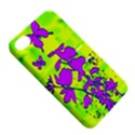 Butterfly Green Apple iPhone 4/4S Hardshell Case with Stand View5