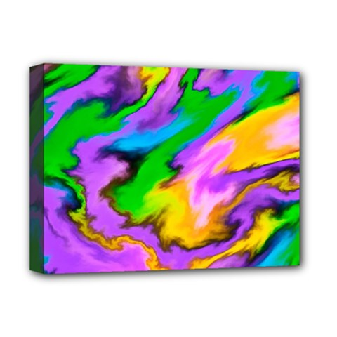 Crazy Effects  Deluxe Canvas 16  X 12  (framed)  by ImpressiveMoments