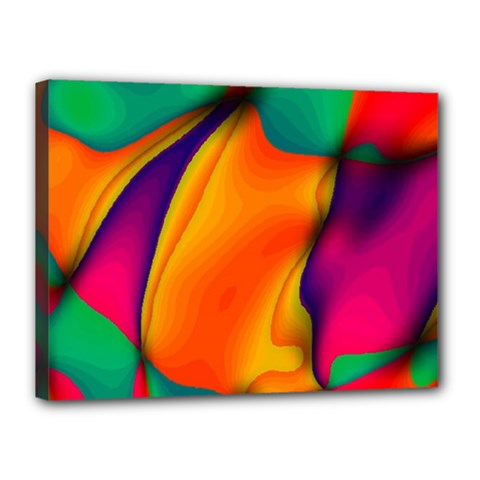 Crazy Effects  Canvas 16  X 12  (framed) by ImpressiveMoments