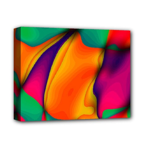 Crazy Effects  Deluxe Canvas 14  X 11  (framed) by ImpressiveMoments