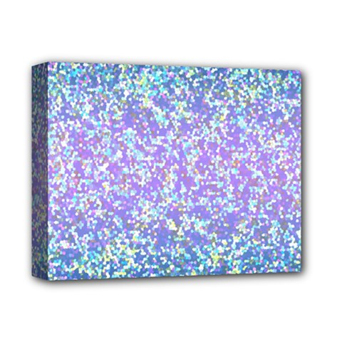 Glitter2 Deluxe Canvas 14  X 11  (framed)