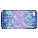 Glitter2 Apple iPhone 4/4S Hardshell Case (PC+Silicone) View1