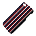 Patriot Stripes Apple iPhone 5 Premium Hardshell Case View4