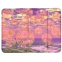 Glorious Skies, Abstract Pink And Yellow Dream Samsung Galaxy Tab 7  P1000 Flip Case View1