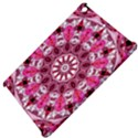 Twirling Pink, Abstract Candy Lace Jewels Mandala  Apple iPad Mini Hardshell Case View4