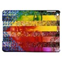 Conundrum I, Abstract Rainbow Woman Goddess  Apple iPad Air Hardshell Case View1