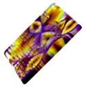 Golden Violet Crystal Palace, Abstract Cosmic Explosion Apple iPad 3/4 Hardshell Case View4