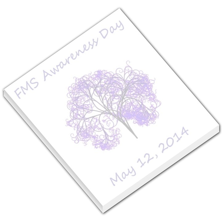 FMS Awareness 2014 Small Memo Pad