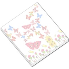 Butterfly Beauty Small Memo Pad by StuffOrSomething