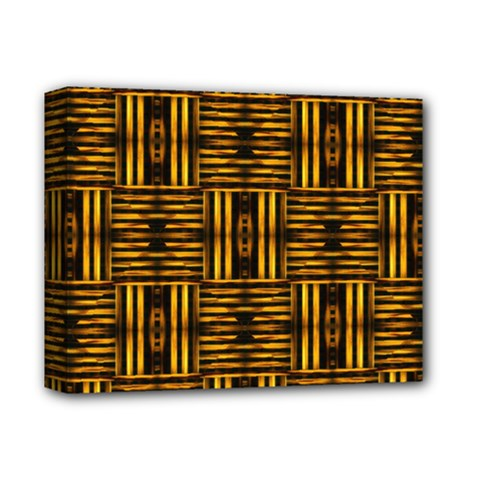Bamboo Deluxe Canvas 14  X 11  (framed) by Rbrendes