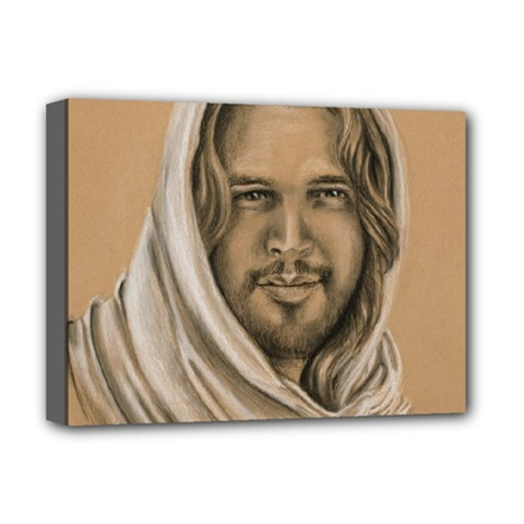 Messiah Deluxe Canvas 16  X 12  (framed)  by TonyaButcher