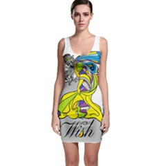 Make A Wish Bodycon Dress by StuffOrSomething