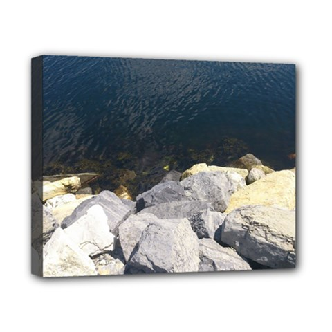 Atlantic Ocean Canvas 10  X 8  (framed) by DmitrysTravels