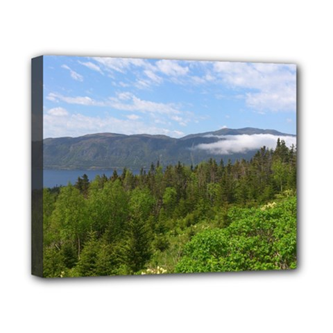 Newfoundland Canvas 10  X 8  (framed) by DmitrysTravels