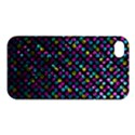 Polka Dot Sparkley Jewels 2 Apple iPhone 4/4S Premium Hardshell Case View1