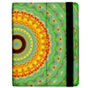 Mandala Apple iPad Mini Flip Case View2