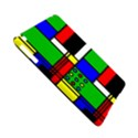 Mondrian Apple iPad Mini Hardshell Case (Compatible with Smart Cover) View5