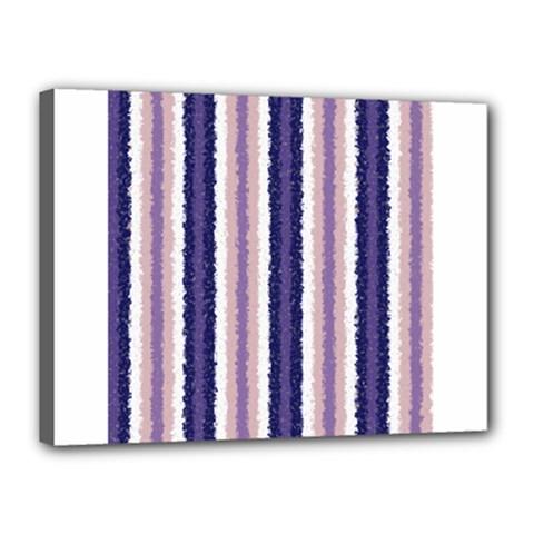 Native American Curly Stripes   2 Canvas 16  X 12  (framed) by BestCustomGiftsForYou