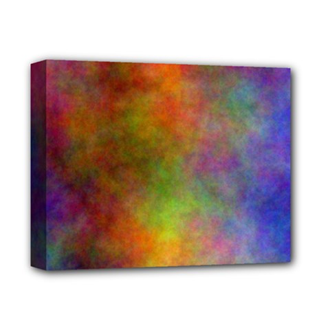Plasma 9 Deluxe Canvas 14  X 11  (framed) by BestCustomGiftsForYou