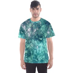 Water Men s Full All Over Print Sport T Shirt