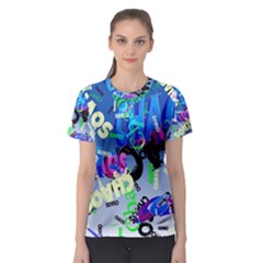 Pure Chaos Women s All Over Print Sport T Shirt