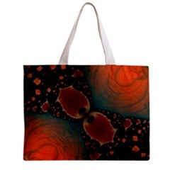 Elegant Delight All Over Print Tiny Tote Bag