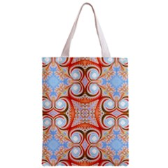 Fractal Abstract  All Over Print Classic Tote Bag by OCDesignss