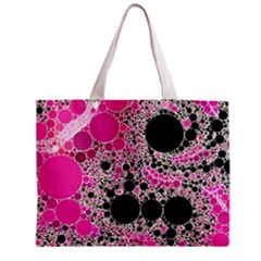 Pink Cotton Kandy  All Over Print Tiny Tote Bag